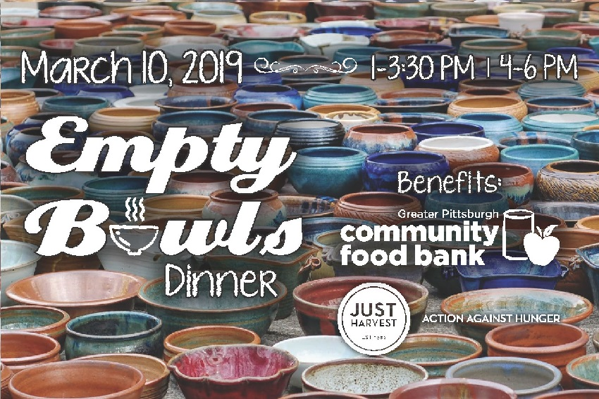 Tickets for Empty Bowls 2019 in Pittsburgh from ShowClix