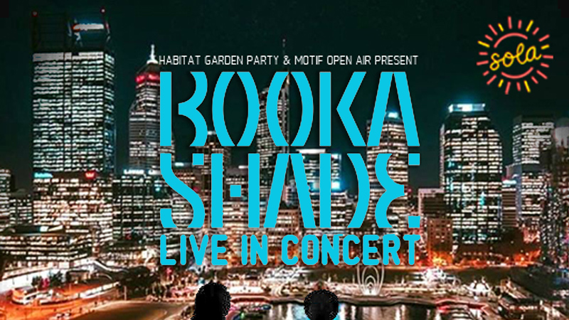 Tickets for Booka Shade Live in Perth from Ticketbooth