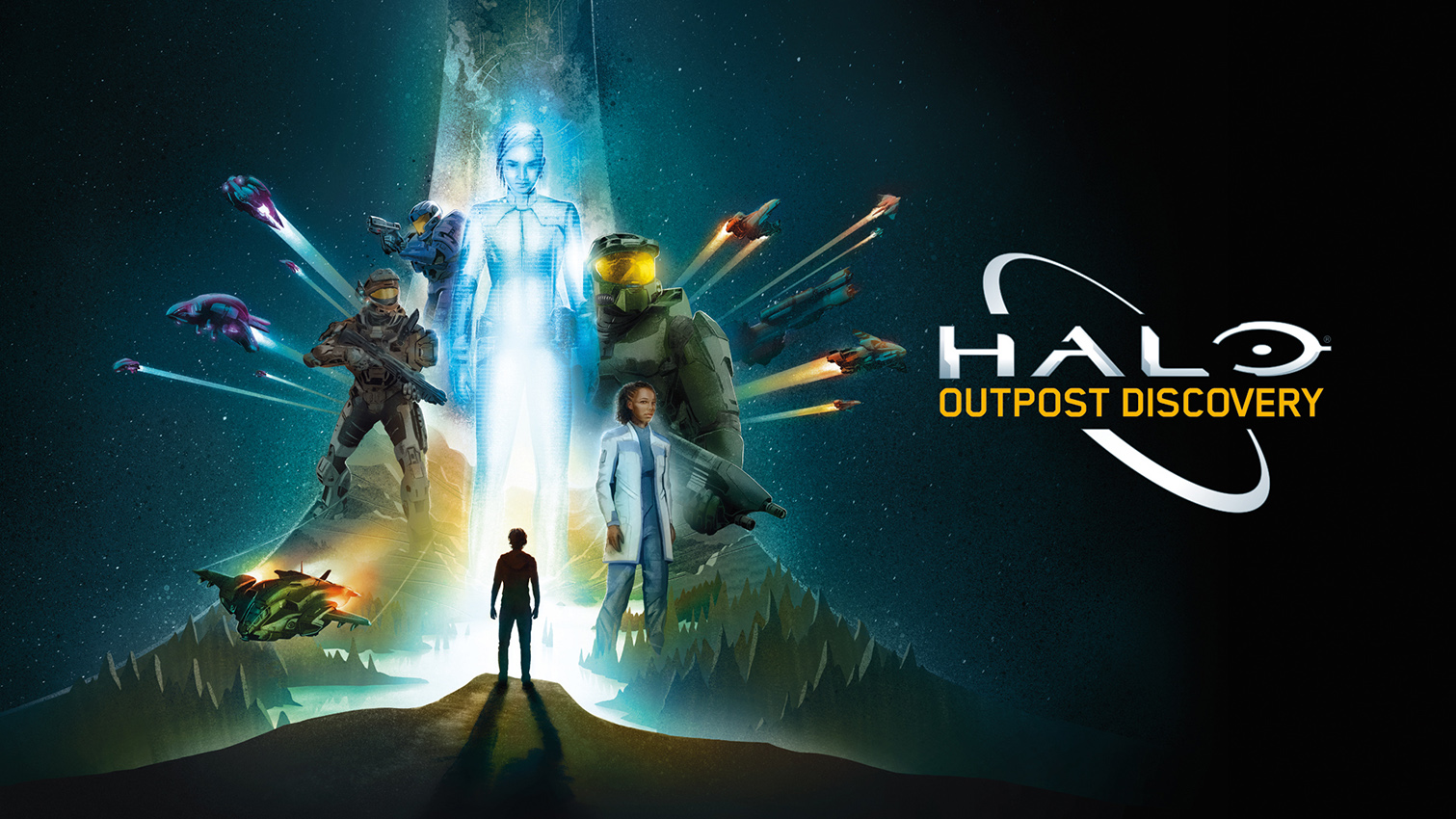 Tickets for HALO: OUTPOST DISCOVERY - ANAHEIM in Anaheim from ShowClix