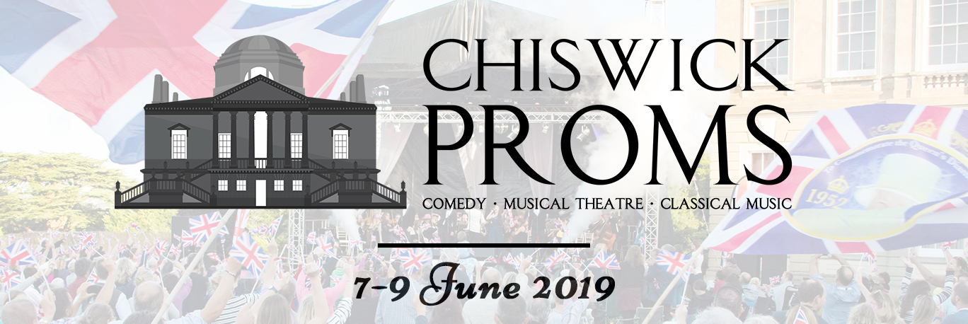 Tickets for Comedy, Musicals & Proms in Chiswick from Ticketbooth Europe