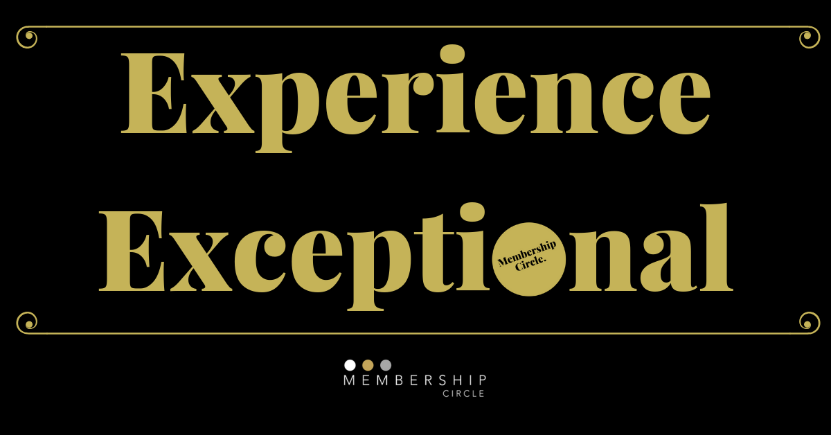 Tickets for Membership Circle Packages from ShowClix
