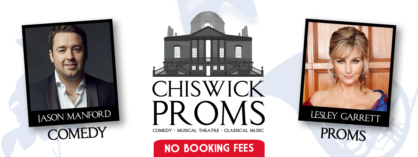 Tickets for Comedy & Proms in Chiswick from Ticketbooth Europe