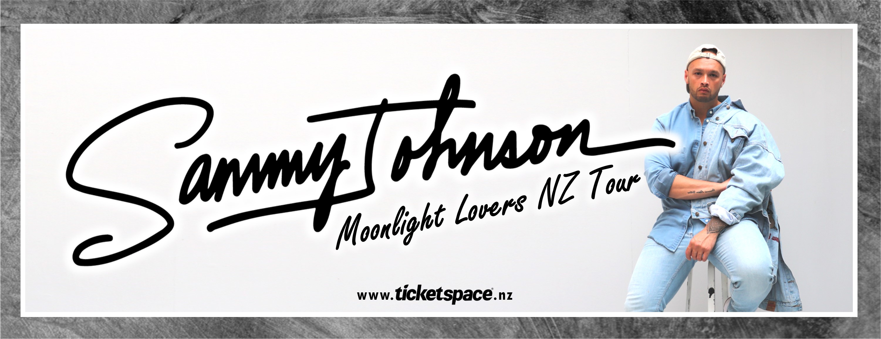 Tickets for SAMMY J - Palmerston North in Palmerston North from Ticketspace