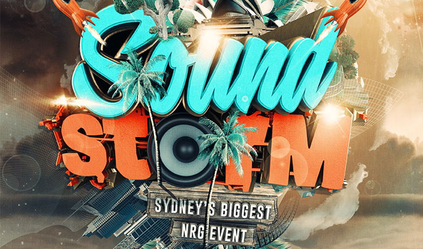 Tickets for Sound Storm in North Sydney from Ticketbooth