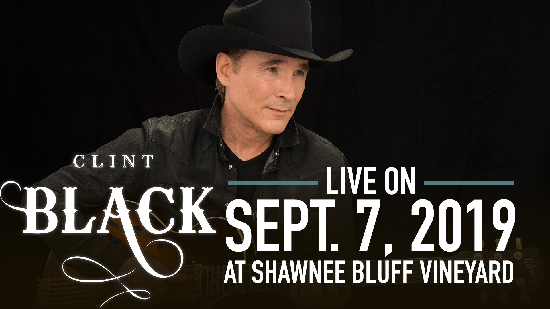 Tickets for Clint Black in Eldon from ShowClix