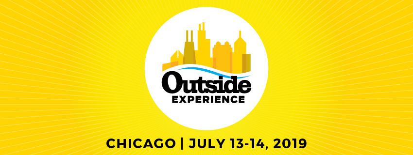 Tickets for Outside Experience 2019 in Chicago from ShowClix