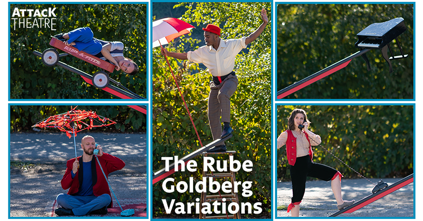 Tickets for The Rube Goldberg Variations in Pittsburgh from ShowClix