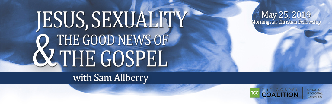 Tickets for Jesus, Sexuality and the Good News of the Gospel in Scarborough from BuzzTix