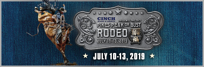 Tickets for 79th Cinch Pikes Peak or Bust Rodeo in Colorado Springs from ShowClix