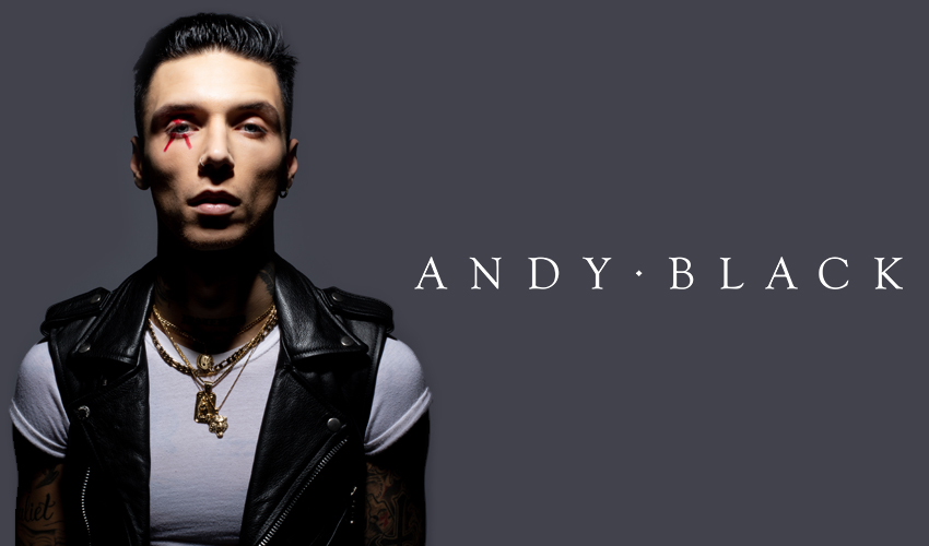 Find tickets from Andy Black