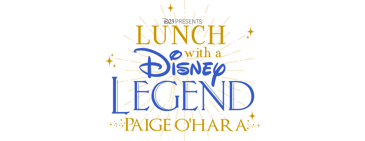 Tickets for Lunch with a Disney Legend: Paige O'Hara in Las Vegas from Disney D23