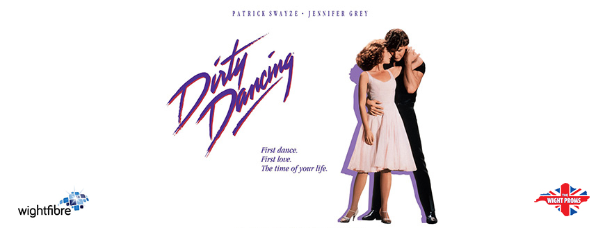 Tickets for Wight at the Movies - Dirty Dancing in Cowes from Ticketbooth Europe
