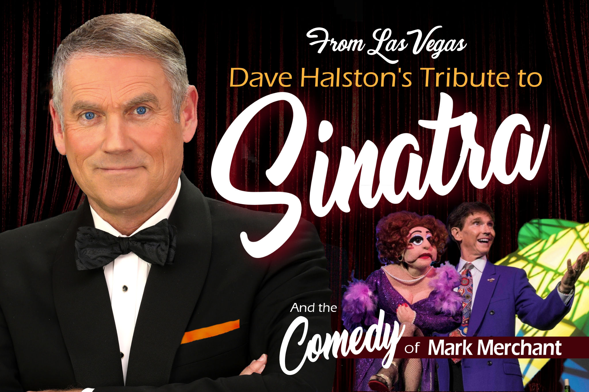 Tickets for Frank Sinatra Tribute Starring Dave Halston in Waco from ShowClix