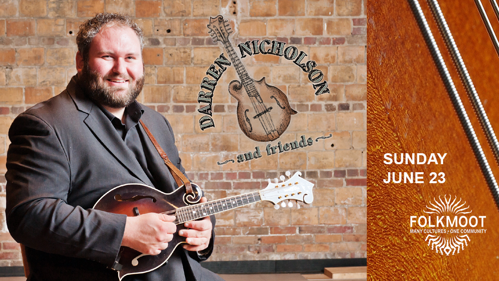Tickets for Darren Nicholson Band  in Waynesville from ShowClix