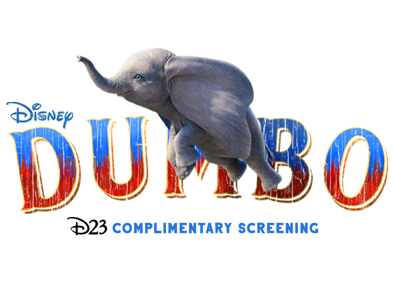Tickets for D23 Member Screening: Dumbo - Chicago in Chicago from Disney D23