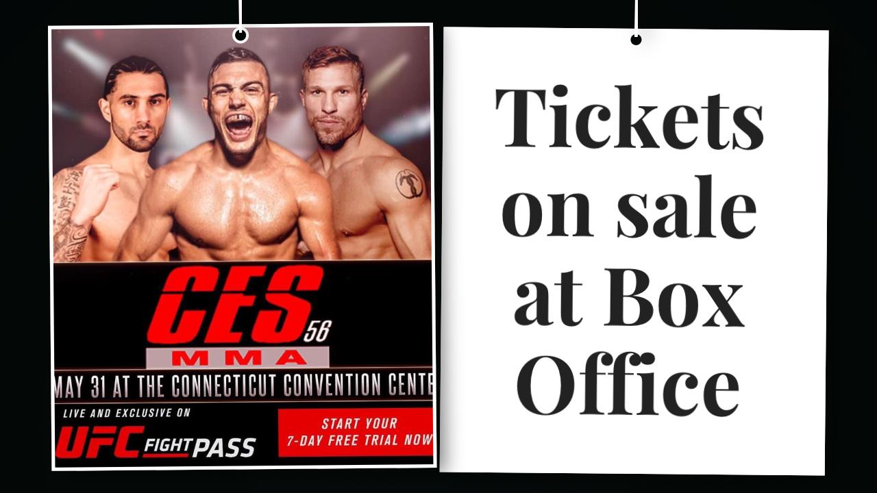 Tickets for CESMMA 55 in Hartford from ShowClix