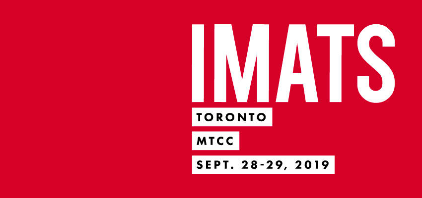 Tickets for IMATS Toronto 2019 in Toronto from ShowClix