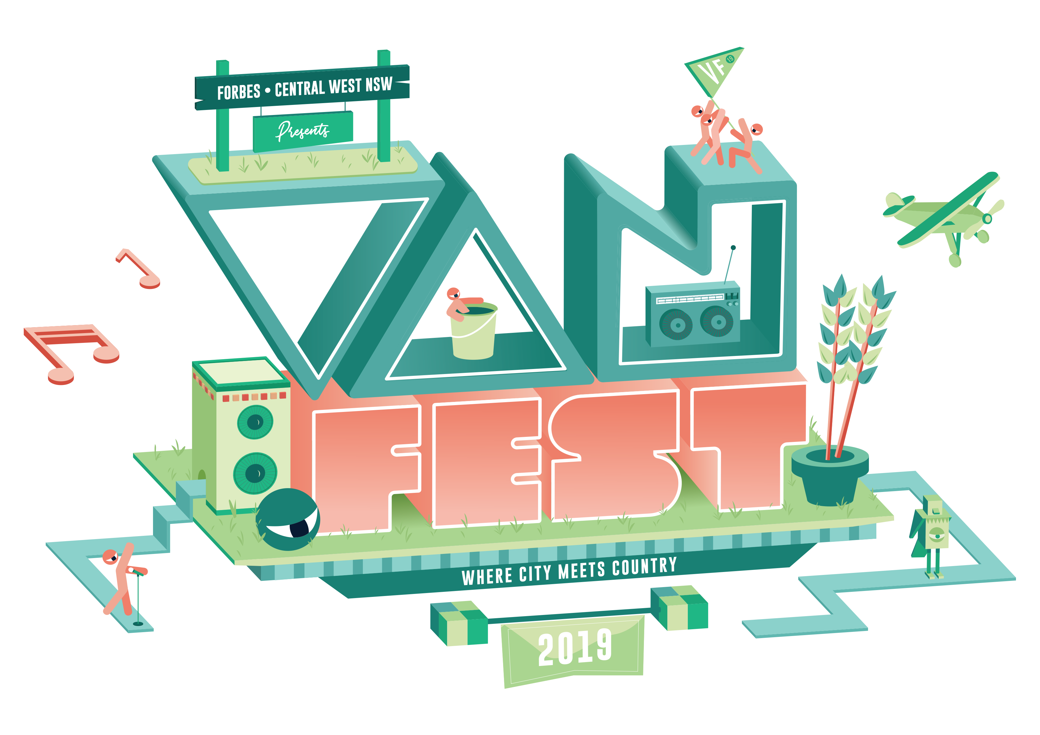 Tickets for VANFEST in Forbes from Ticketbooth