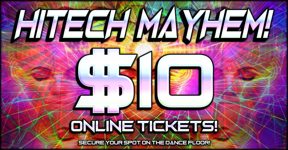 Tickets for HiTech Mayhem! in Sydney from Ticketbooth