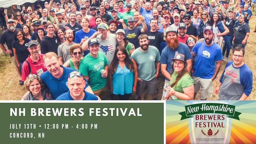Tickets for 7th Annual NH Brewers Festival in Concord from BeerFests.com