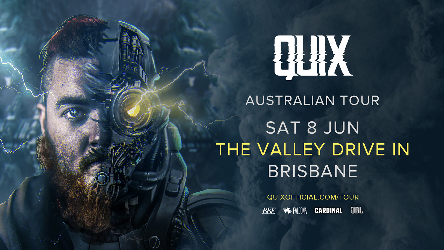 Tickets for BBE presents QUIX in Fortitude Valley from Ticketbooth