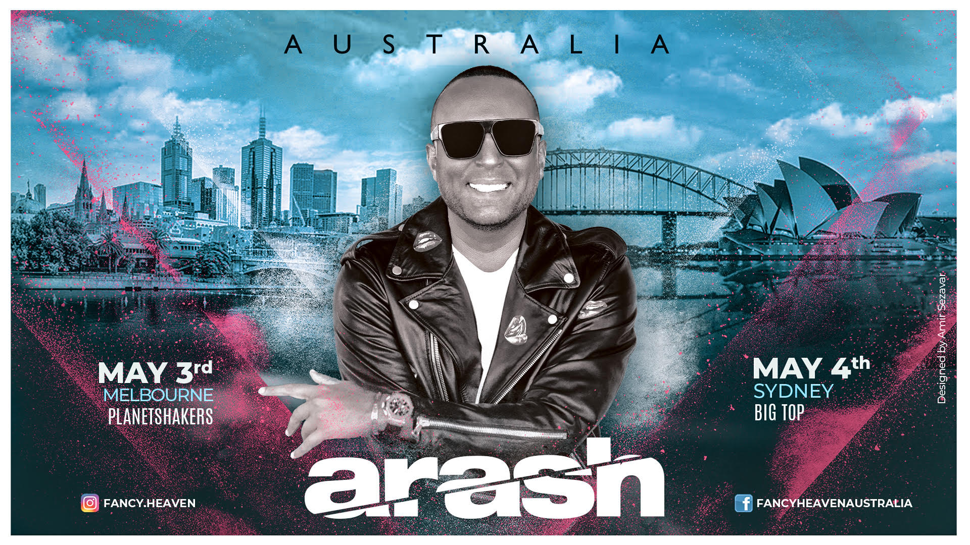 Tickets for Arash Live in Melbourne in Southbank from Ticketbooth