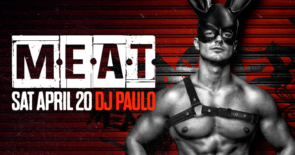 Tickets for M.E.A.T. New York | DJ PAULO | Easter Wknd Special Event in New York from ShowClix