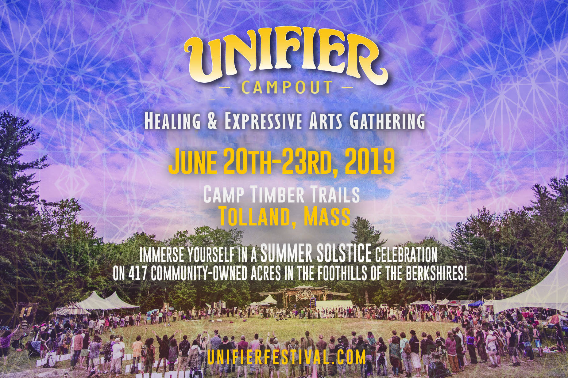 Tickets for Unifier Campout 2019 in Tolland from BrightStar Live Events