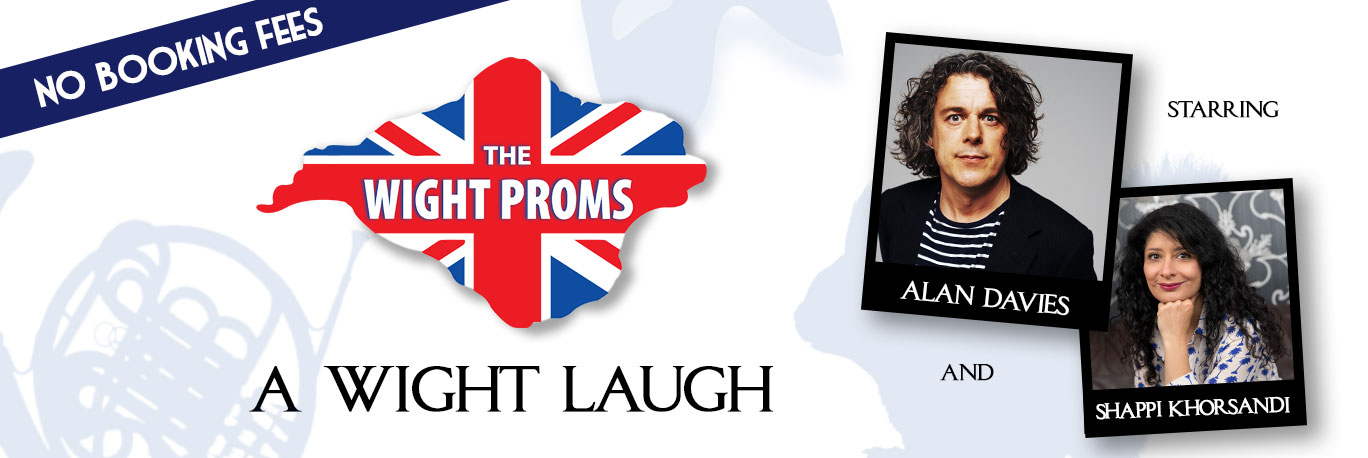 Tickets for A Wight Laugh in Cowes from Ticketbooth Europe