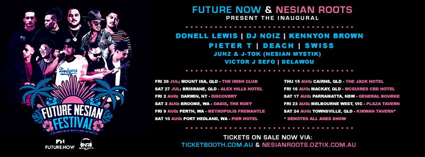 Find tickets from FutureNow Agency
