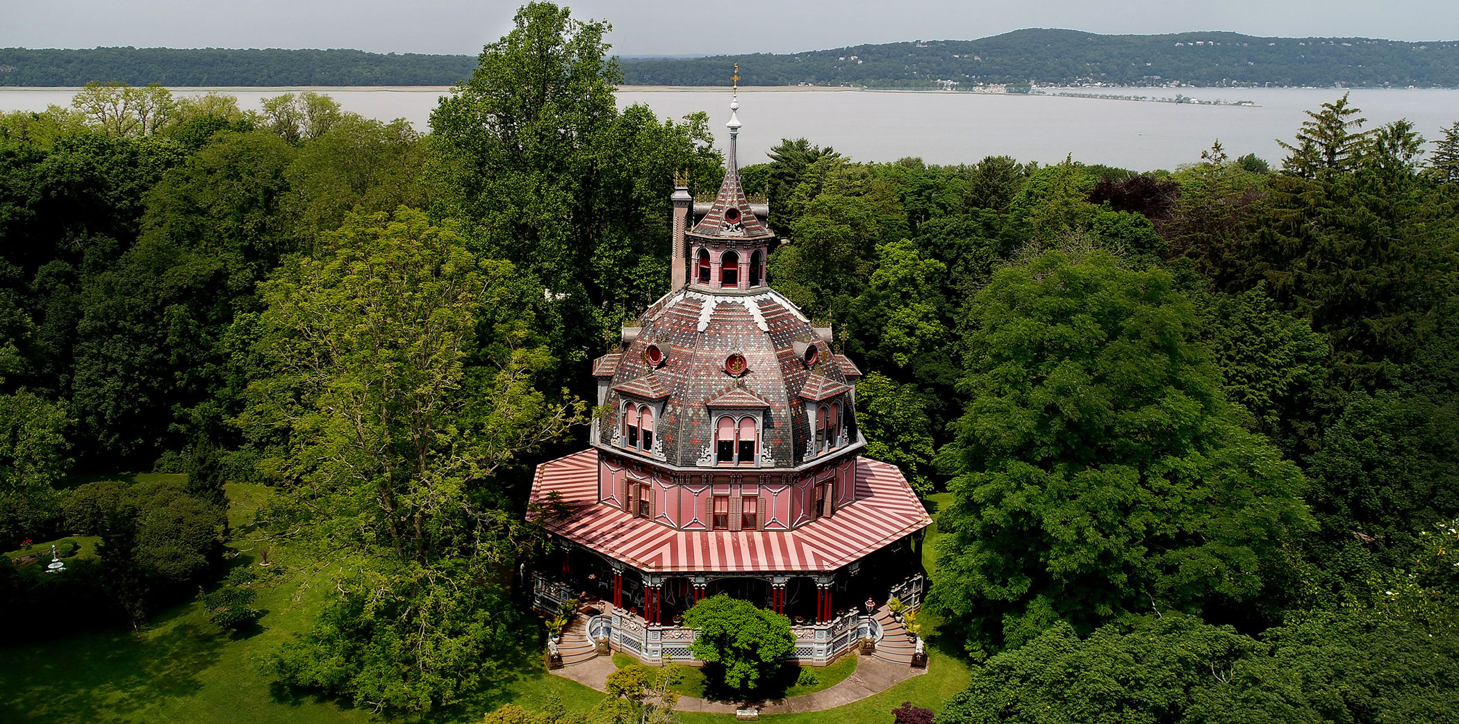 Tickets for The Armour-Stiner Octagon House: A Guided Tour in Irvington from ShowClix