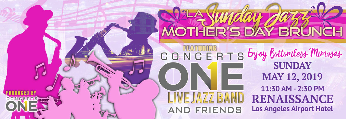 Tickets for LA Sunday Jazz Brunch Mothers Day Edition  in Los Angeles from ShowClix