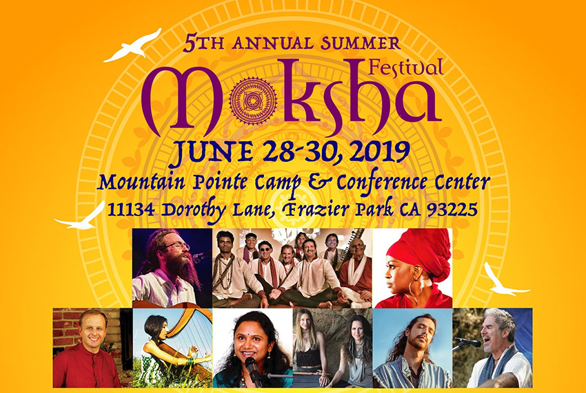 Tickets for Moksha Festival-Frazier Park, CA June 28-30, 2019 in Frazier Park from BrightStar Live Events