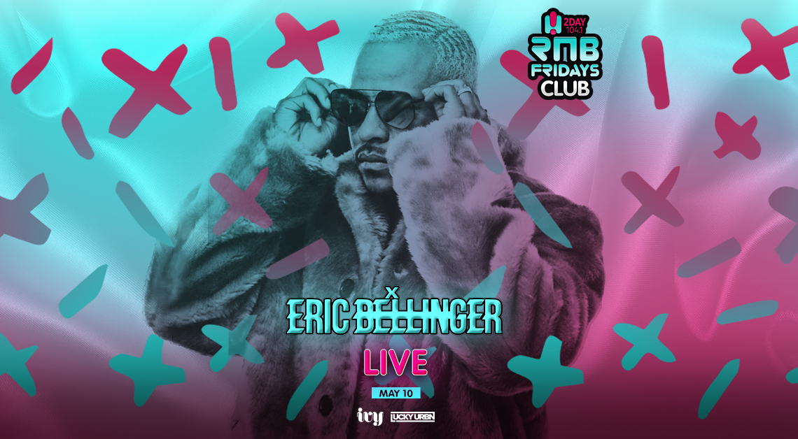 Tickets for RNB Fridays | ERIC BELLINGER in Sydney from Merivale