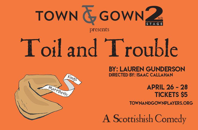Tickets for Toil and Trouble in Athens from ShowClix