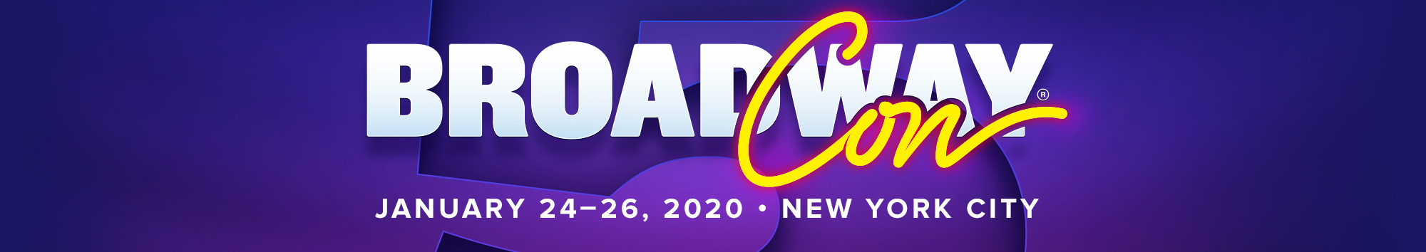 Tickets for BroadwayCon 2020 in New York from ShowClix