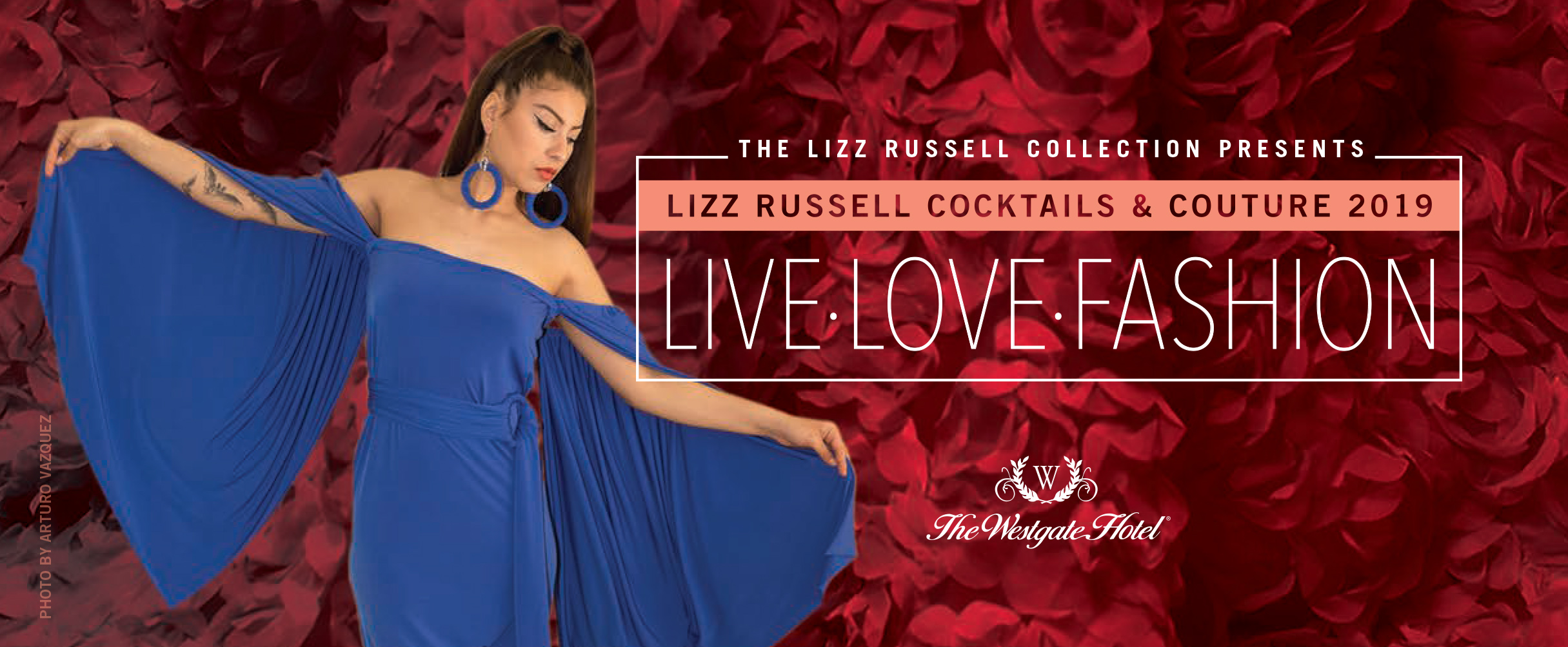 Tickets for Lizz Russell Fashion Show 2019 in San Diego from ShowClix