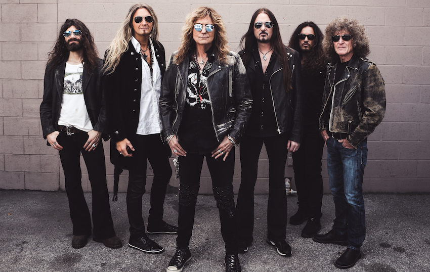 Tickets for Whitesnake in Budapest from FUNCODE