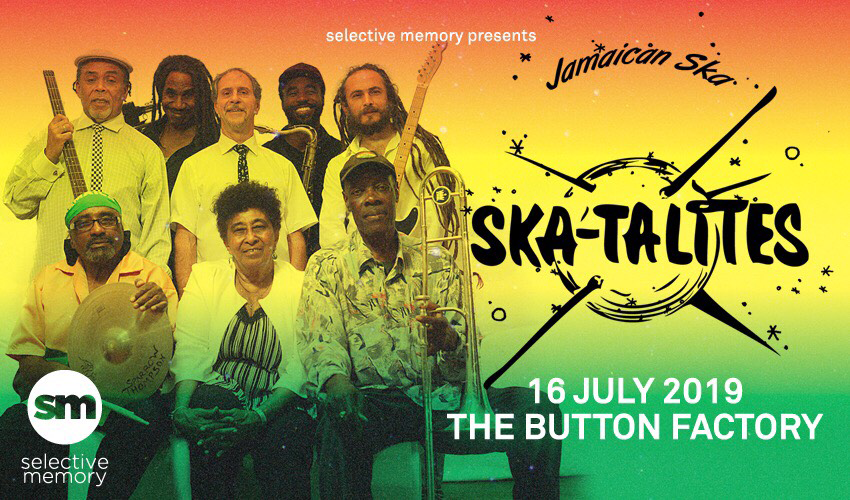 Tickets for The Skatalites in Dublin from Ticketbooth Europe