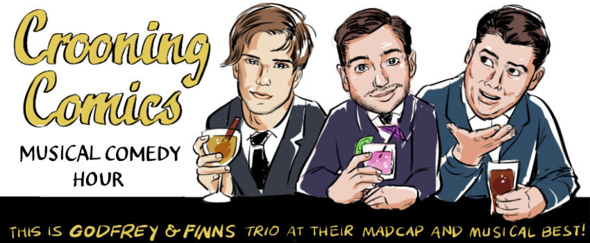 Tickets for Crooning Comics Musical Comedy Hour in Toronto from Ticketwise