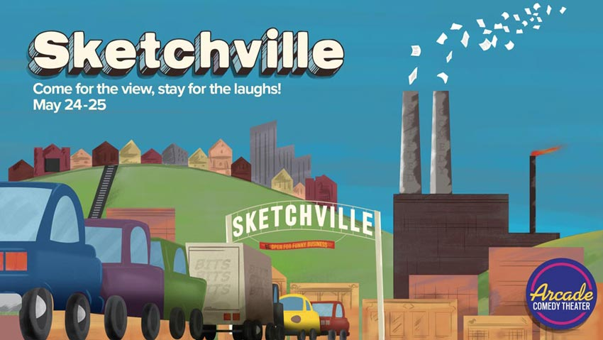 Tickets for Sketchville: Secondhand Sketch & Cousins in Pittsburgh from ShowClix