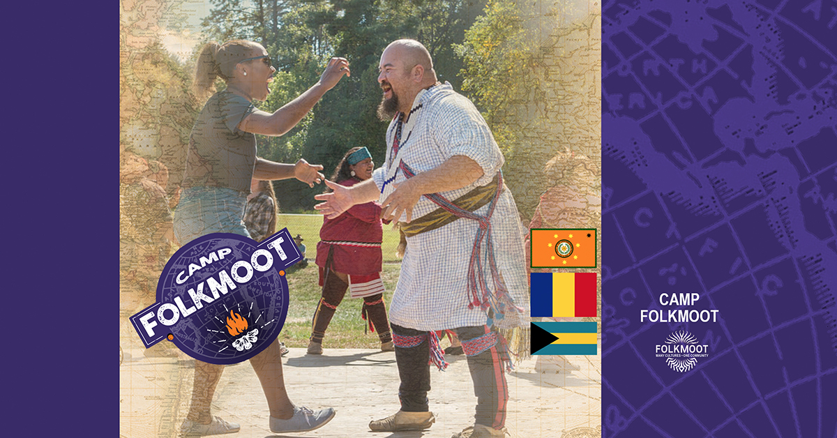 Tickets for Camp Folkmoot Hands Around the Globe in Waynesville from ShowClix