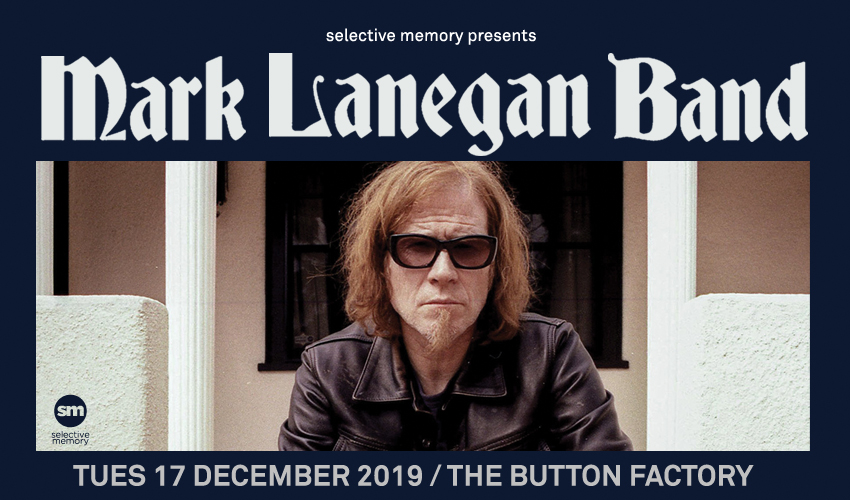 Tickets for Mark Lanegan Band in Dublin from Ticketbooth Europe