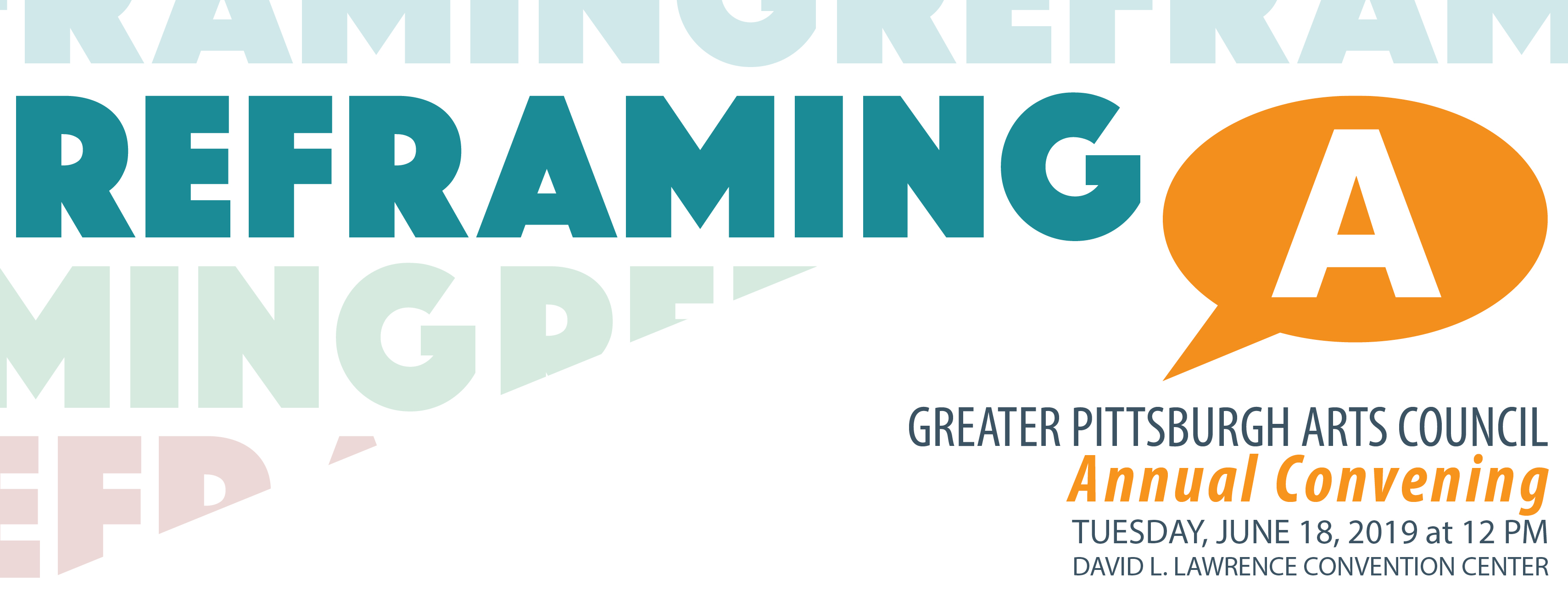 Tickets for Reframing: GPAC's Annual Convening in Pittsburgh from ShowClix