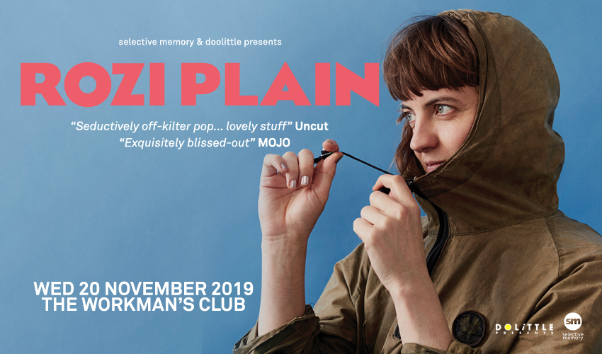 Tickets for Rozi Plain in Dublin from Ticketbooth Europe