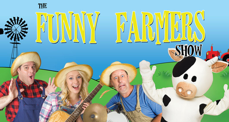 Tickets for Funny Farmers in Murray Bridge from Ticketbooth