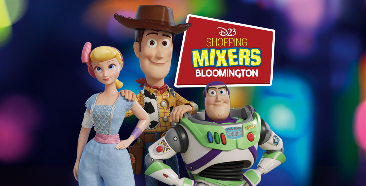 Tickets for Bloomington Disney Store D23 Shopping Mixer in Bloomington from Disney D23