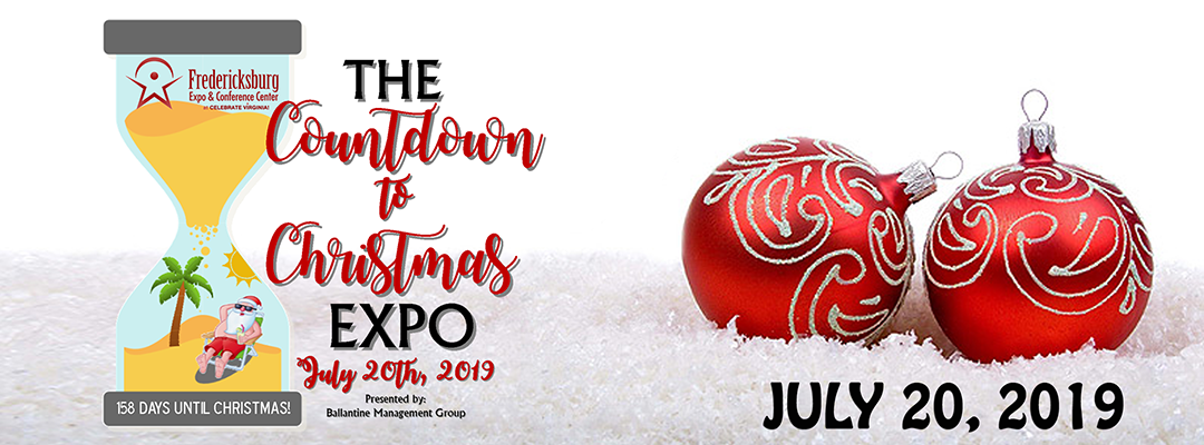 Tickets for The Countdown to Christmas Expo in Fredericksburg from ShowClix