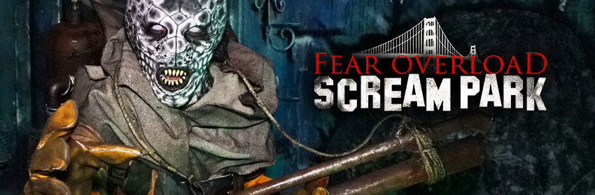 Tickets for Fear Overload Scream Park in San Leandro from ShowClix