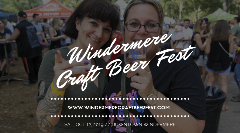 Tickets for 6th Annual Windermere Craft Beer Fest in Windermere from BeerFests.com